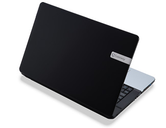Gateway NE56R43u black laptop
