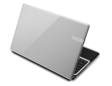 gateway laptop model number
